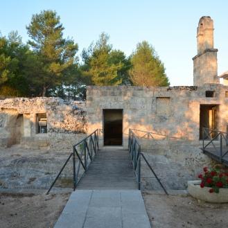 Visitiamo la Cripta della Madonna della Grotta