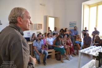 Ed ora ascoltiamo il seminario di Giuseppe Mazzocolin