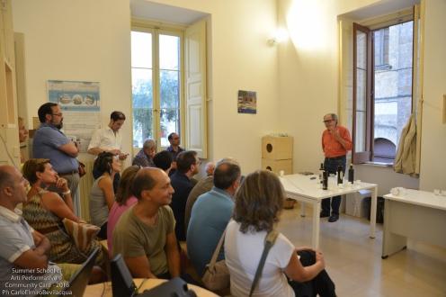 Massimo Melillo su Rina Durante e il suo libro sull'olio