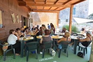 Pausa pranzo al Parco di Melpignano...