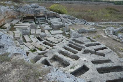 """Poi ci spostiamo al sito archeologico di Vaste: il """"Parco dei Guerrieri"""""""