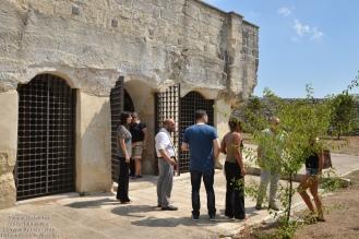 Entriamo nella Cripta dei Santi Stefani