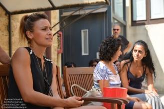 Ora ascoltiamo Marzia De Milito, giovane designer di Alliste che valorizza il giunco