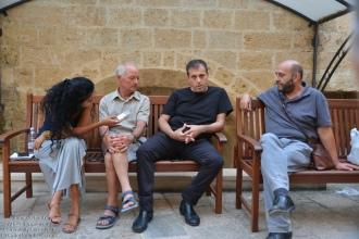 Ascoltiamo ora il regista Carlo Michele Schirinzi di Acquarica del Capo che ci racconta del suo documentario sul giunco e gli intrecciatori di giunco